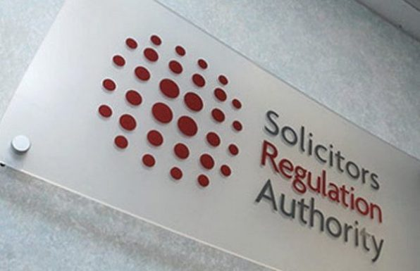 SRA Chief Executive reiterates referral fee approach